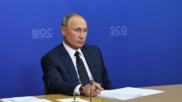 Путин рассказал о позиции России по стратегической безопасности