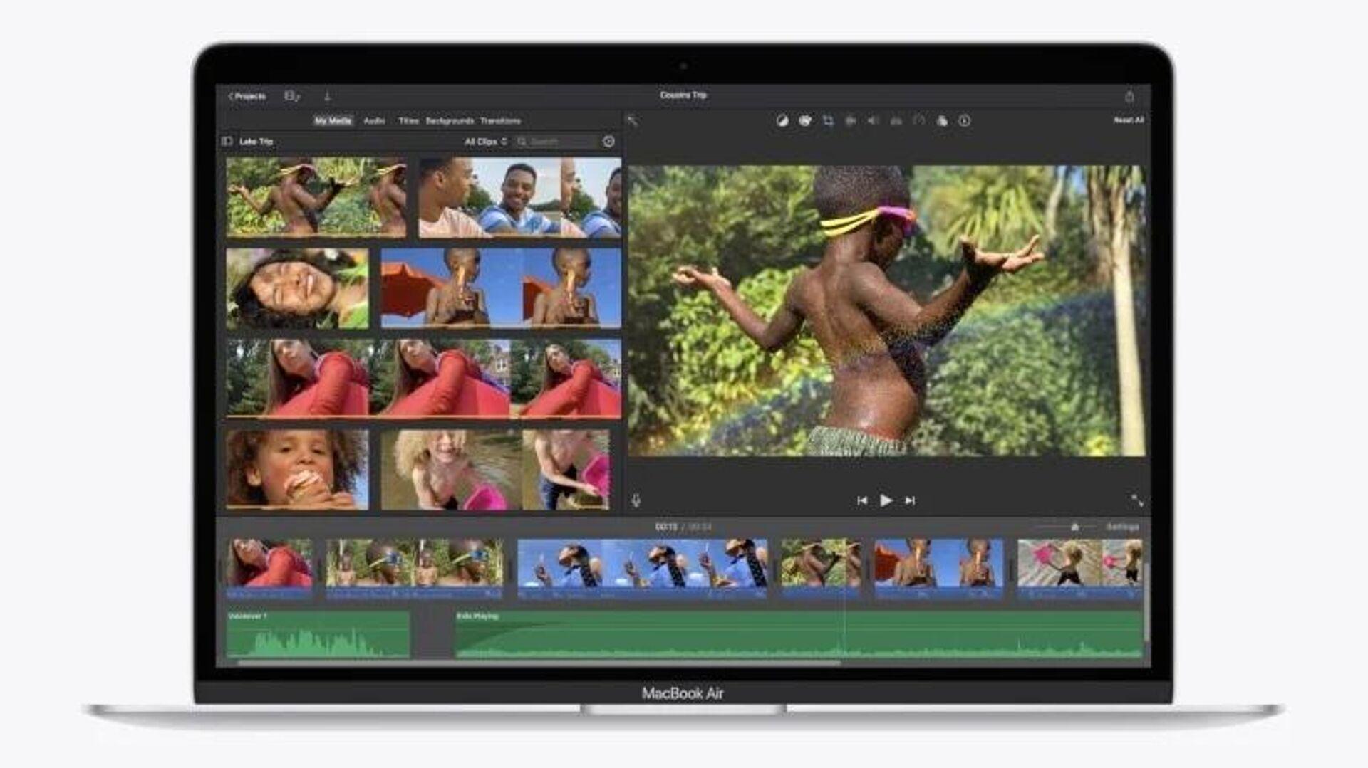 Названа стоимость новых MacBook Air в России