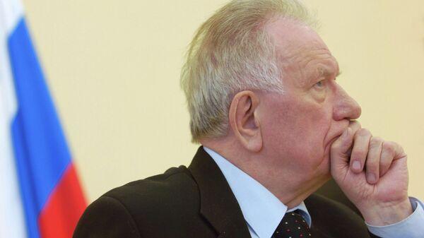 Президент Бурятии Леонид Потапов