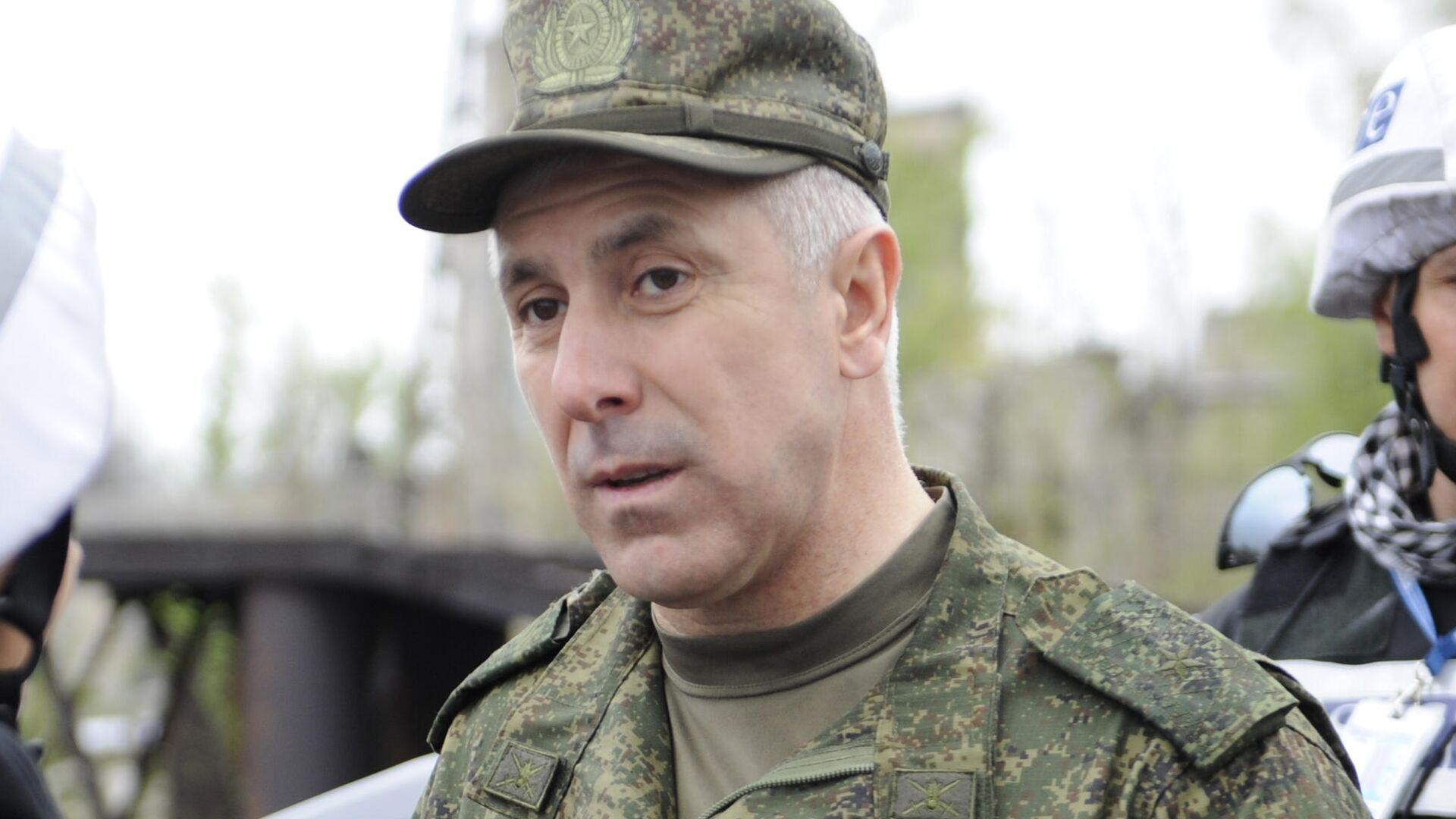 Командующий миротворцами в Карабахе раскрыл свою национальность