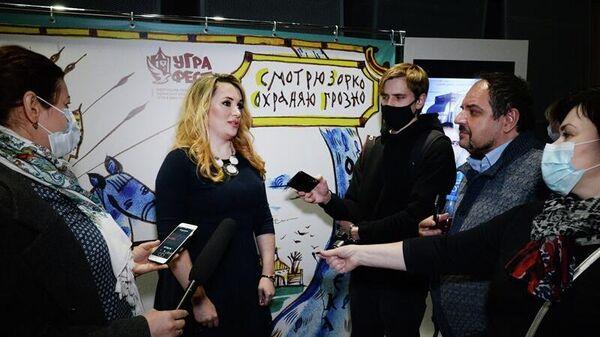 Моноспектакль и исторический мюзикл показали на УграФесте в Калуге