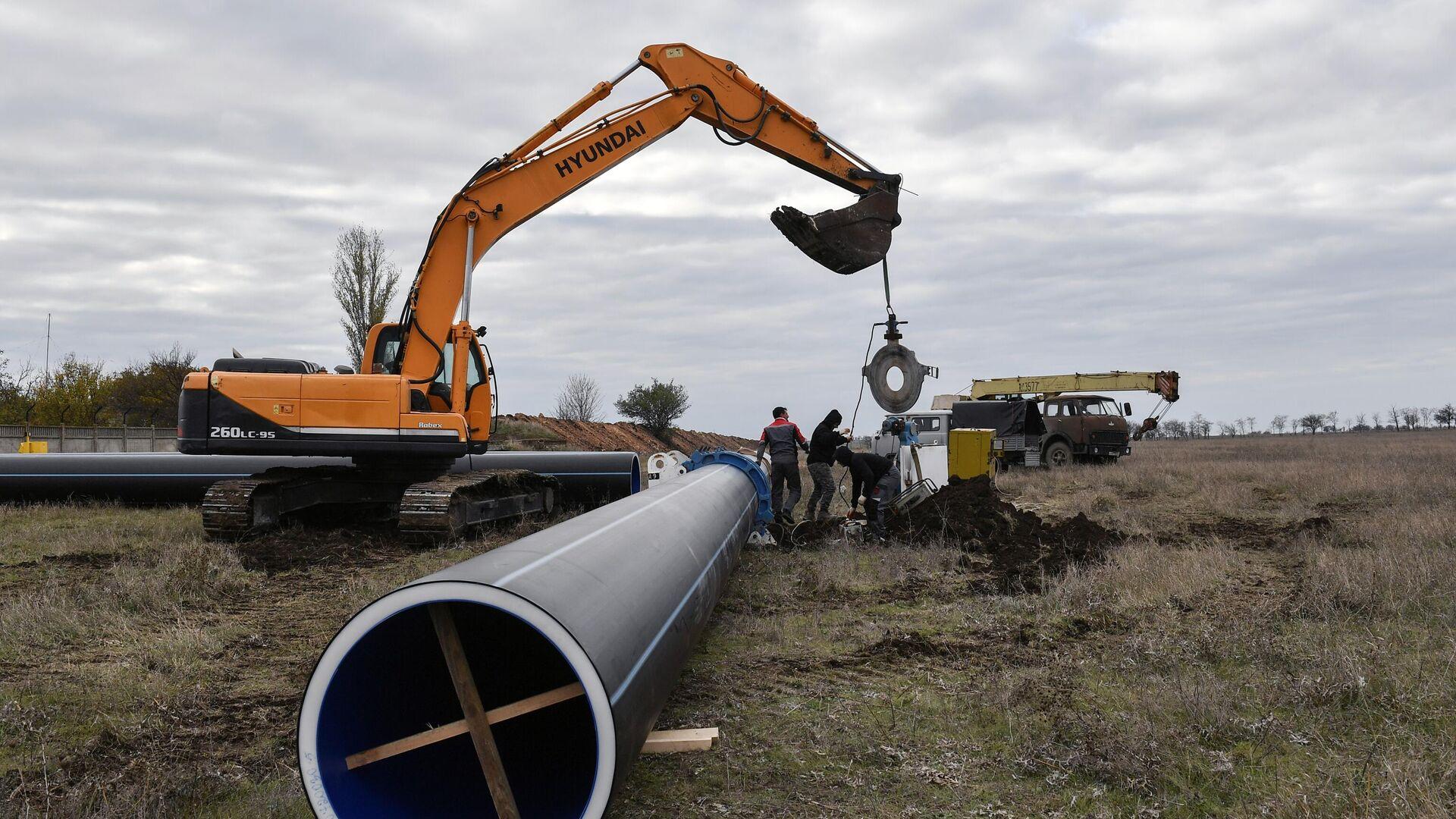 В Совфеде прокомментировали угрозы Киева помешать опреснению воды в Крыму