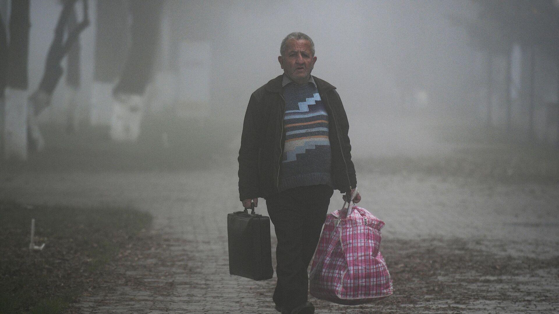 Возвращение беженцев в Нагорный Карабах - РИА Новости, 1920, 29.11.2020