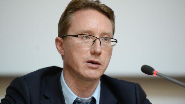 Председатель комитета по здравоохранению Ленинградской области Сергей Вылегжанин