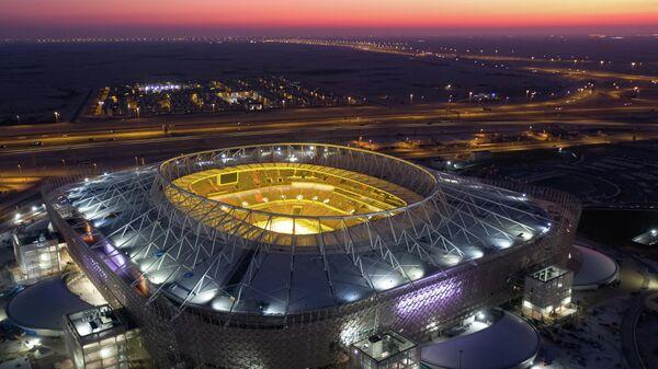 Стадион Аль-Райян в Катаре