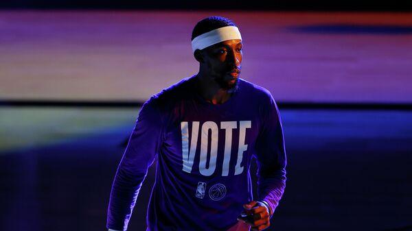 Баскетболист Лос-Анджелес Лейкерс Кентавиус Колдуэлл-Поуп