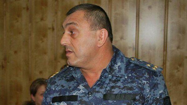 Полковник полиции Гази Исаев