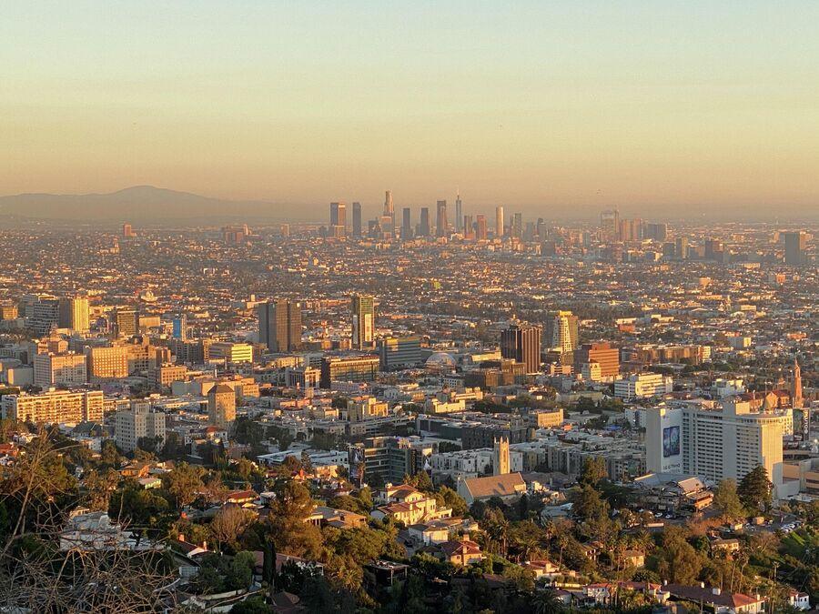 Лос-анджелес, гастроли