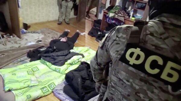 ФСБ РФ задержала члена террористической организации в Московской области