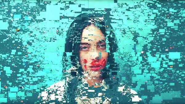 Кадр из видео Billie Eilish Infinite Bad Guy