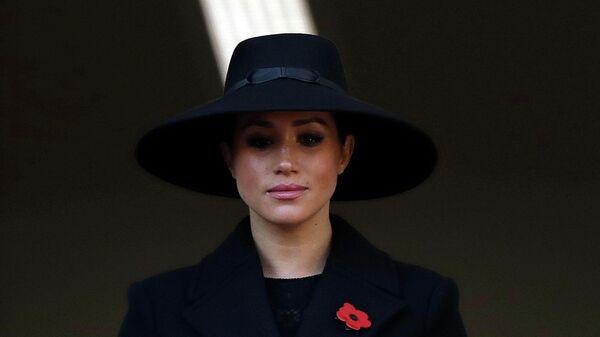 Меган, герцогиня Сассекская