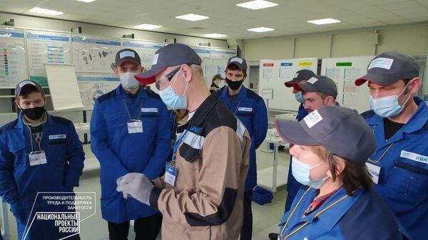 В Ленинградской области заработала Фабрика процессов