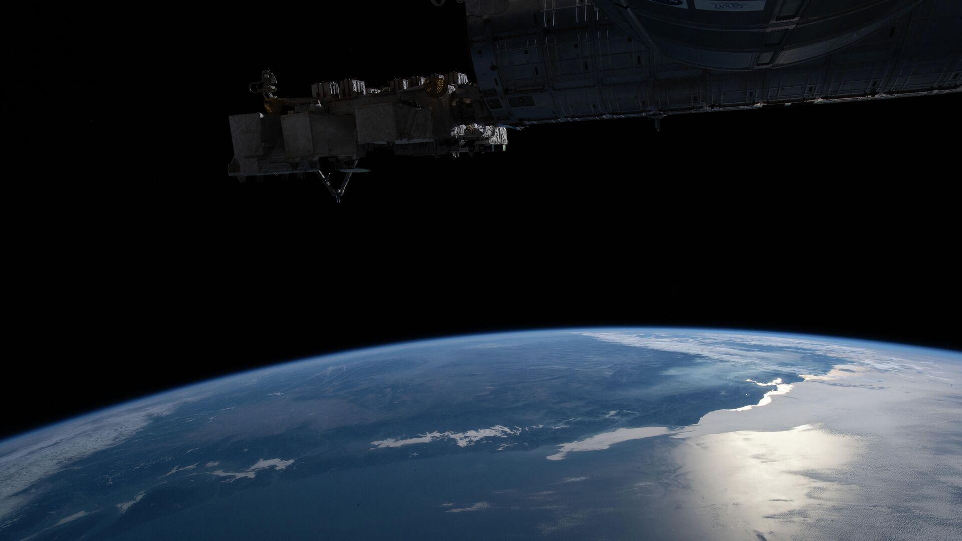 Залив Сан-Франциско с борта Международной космической станции - РИА Новости, 1920, 12.12.2020