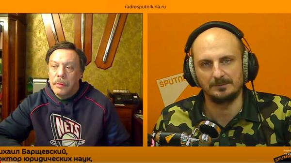 Михаил Барщевский об эпидемии, будущем Фургала и преступлениях в Сети