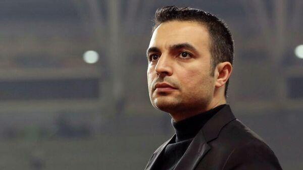 Пресс-секретарь ФК Карабах Нурлан Ибрагимов