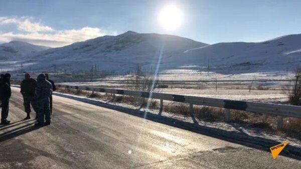 Жители села Сотк рассказали о ситуации с золотым рудником Карабаха