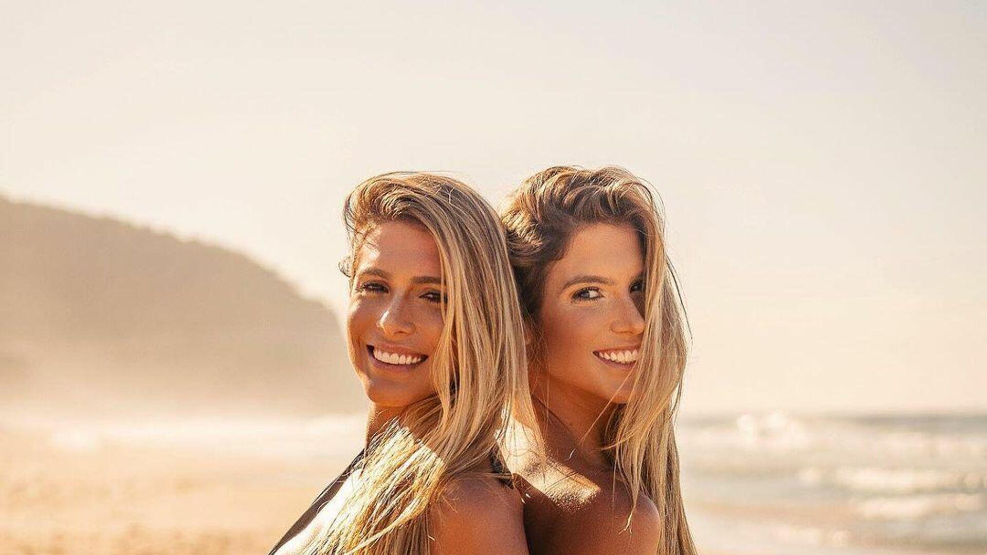 Богини водной стихии: эти близняшки не оставят никого равнодушными