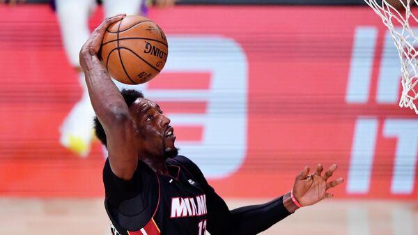 Баскетболист Майами Хит Бэм Адебайо