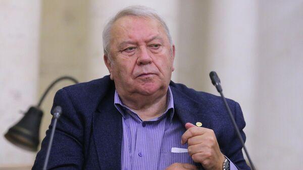 Директор Объединённого института высоких температур РАН Владимир Фортов