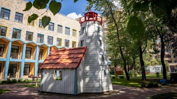 Московский хоспис Дом с маяком