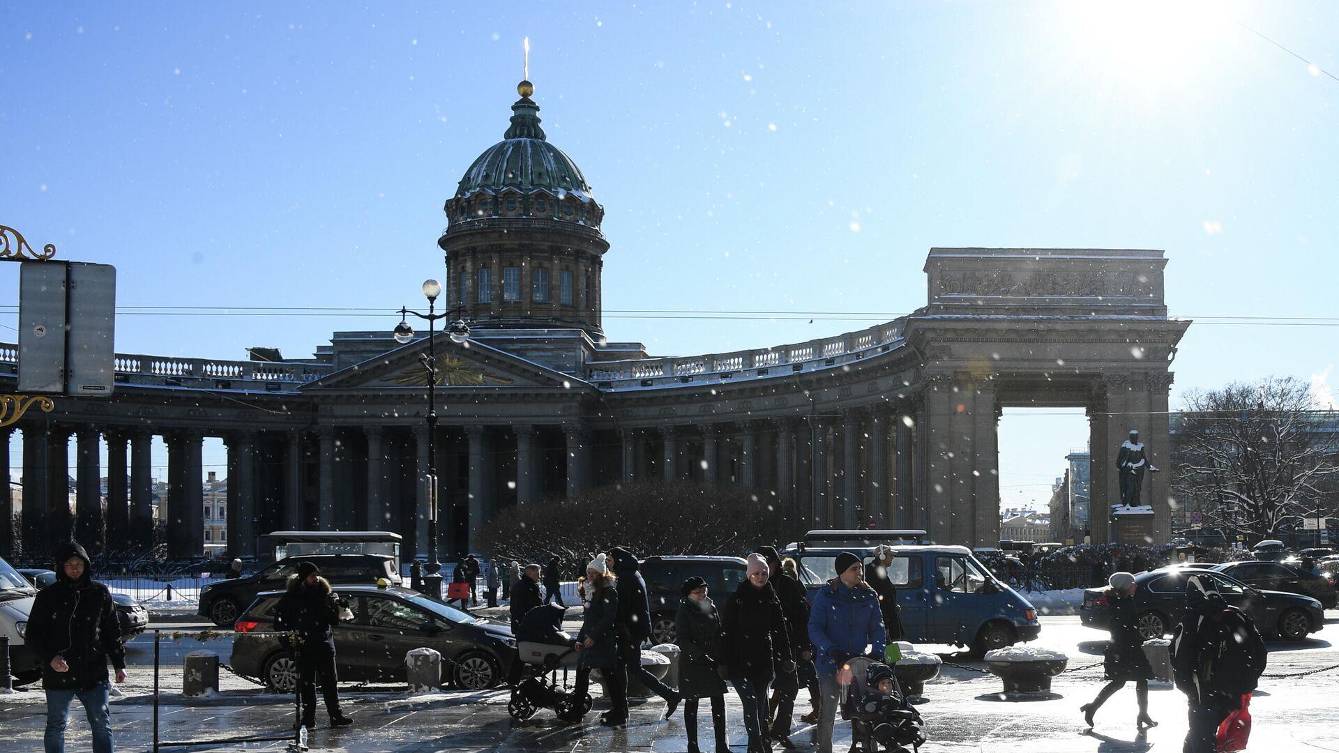 Казанский кафедральный собор в Санкт-Петербурге - РИА Новости, 1920, 05.12.2020