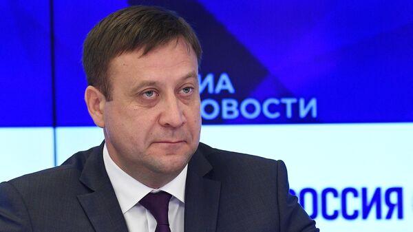 Заместитель руководителя Россотрудничества Павел Шевцов