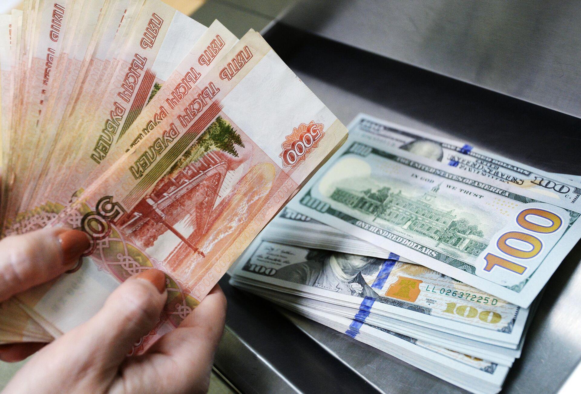 Плата за мир: как Россия отказывается от доллара