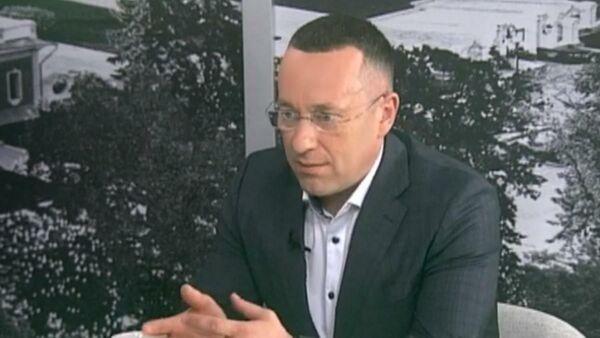 Евгений Петруняк. Кадр видео