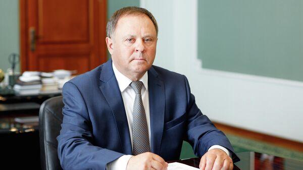 Председатель Липецкого областного Совета депутатов Павел Путилин