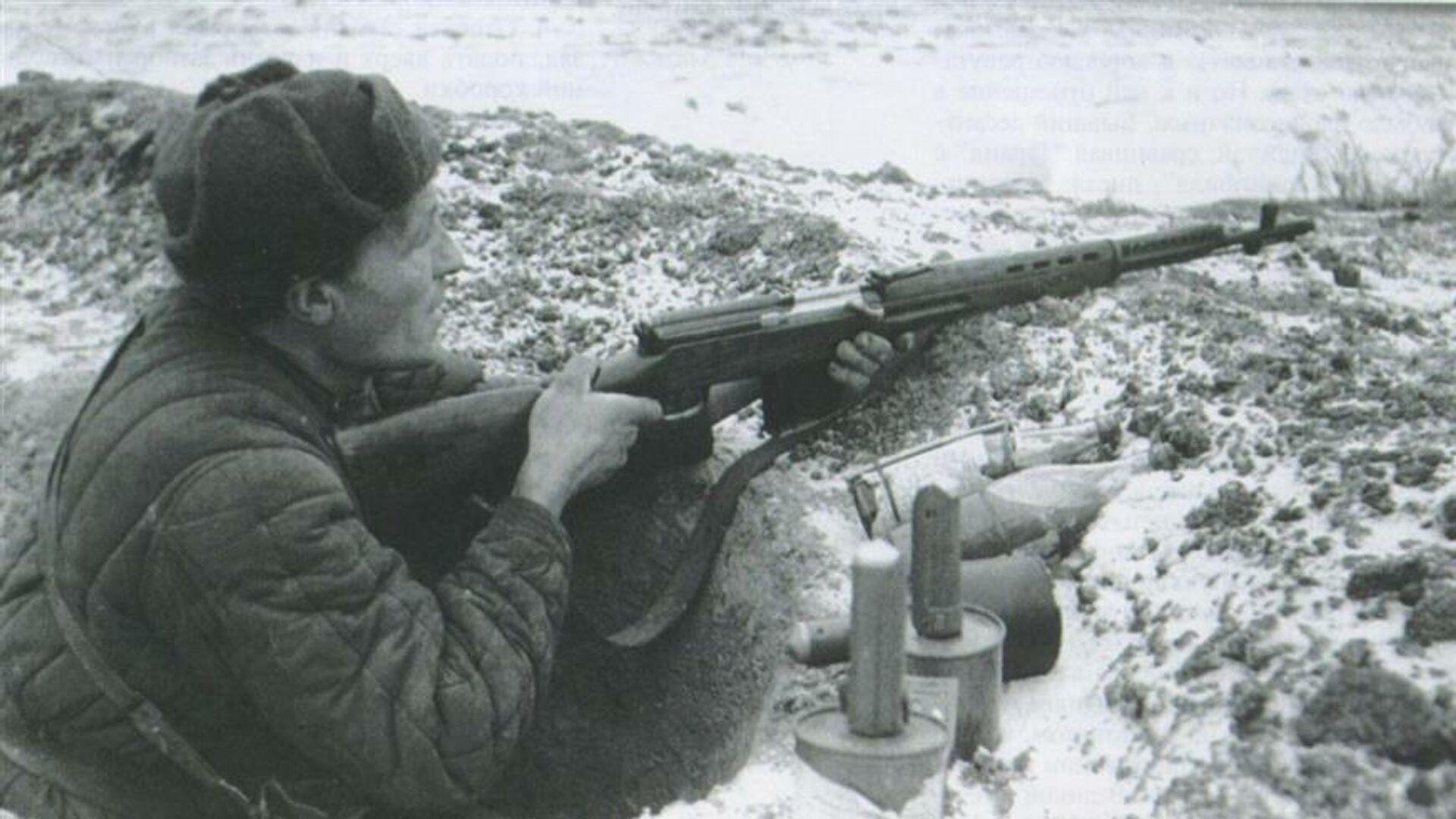 Битва за Москву осенью 1941 года - РИА Новости, 1920, 05.12.2020