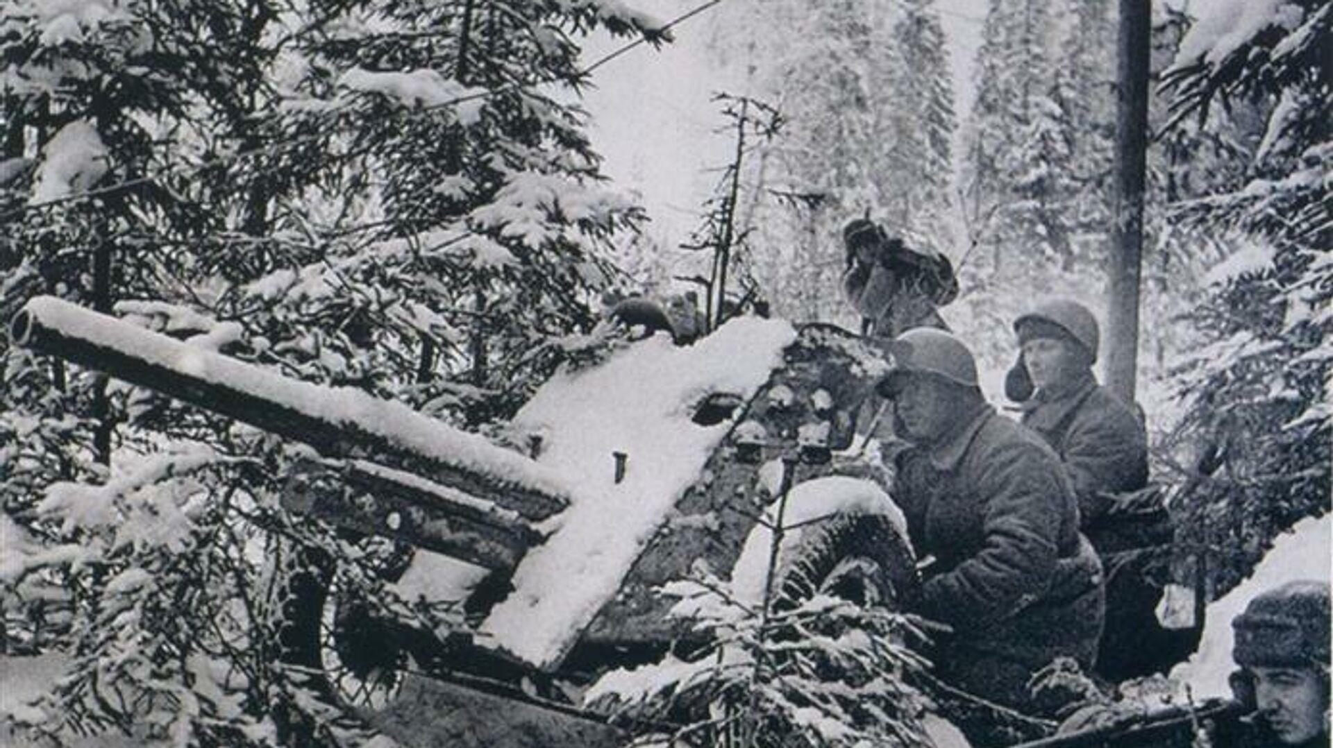 Битва за Москву осенью 1941 года - РИА Новости, 1920, 11.05.2021