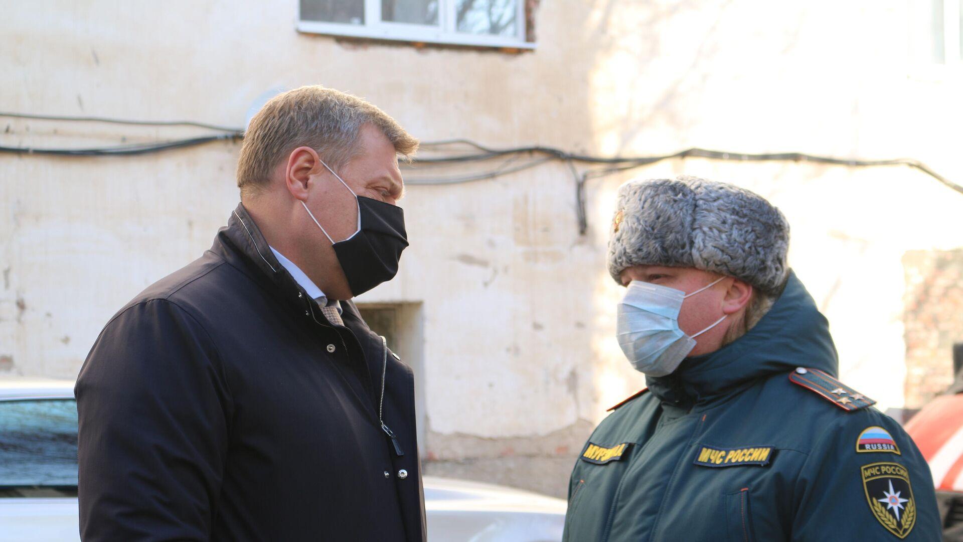 В МЧС назвали причину массового отравления в Астрахани