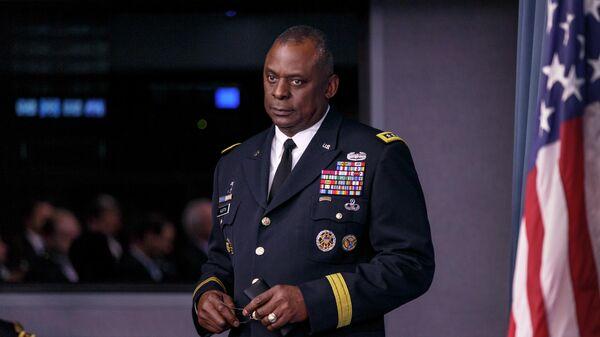 Генерал армии США Ллойд Джеймс Остин III