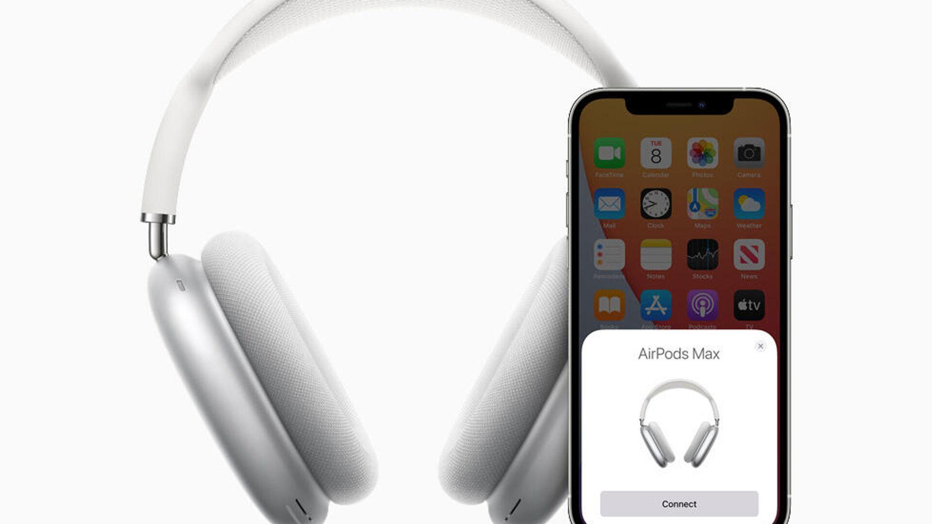 В новых наушниках Apple AirPods Max найдена странная особенность