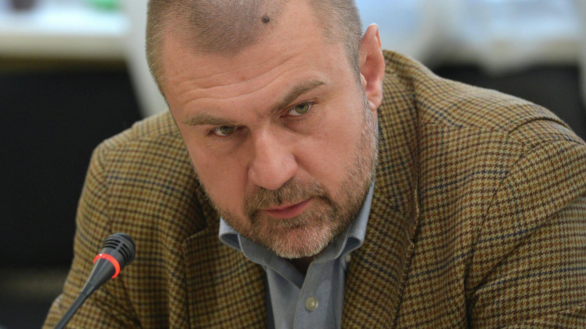 Председатель Национального антикоррупционного комитета Кирилл Кабанов - РИА Новости, 1920, 10.06.2021