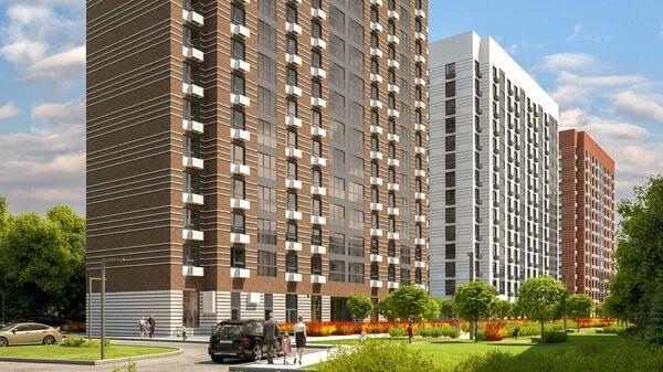 Проект жилья по программе реновации в Западном Бирюлёве