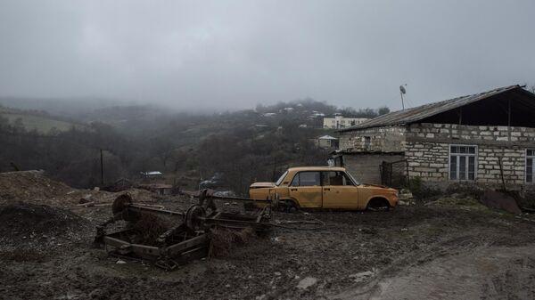Село Тагавард в Нагорном Карабахе