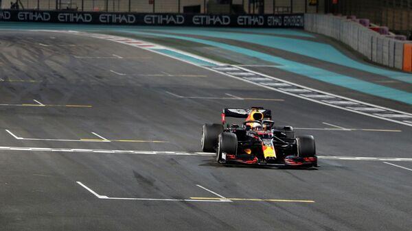 Гран-при Формулы-1 в Абу-Даби
