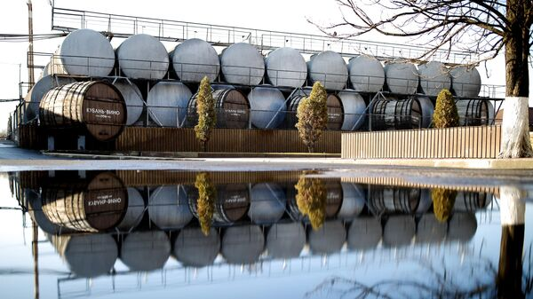 Производство вина в Краснодарском крае