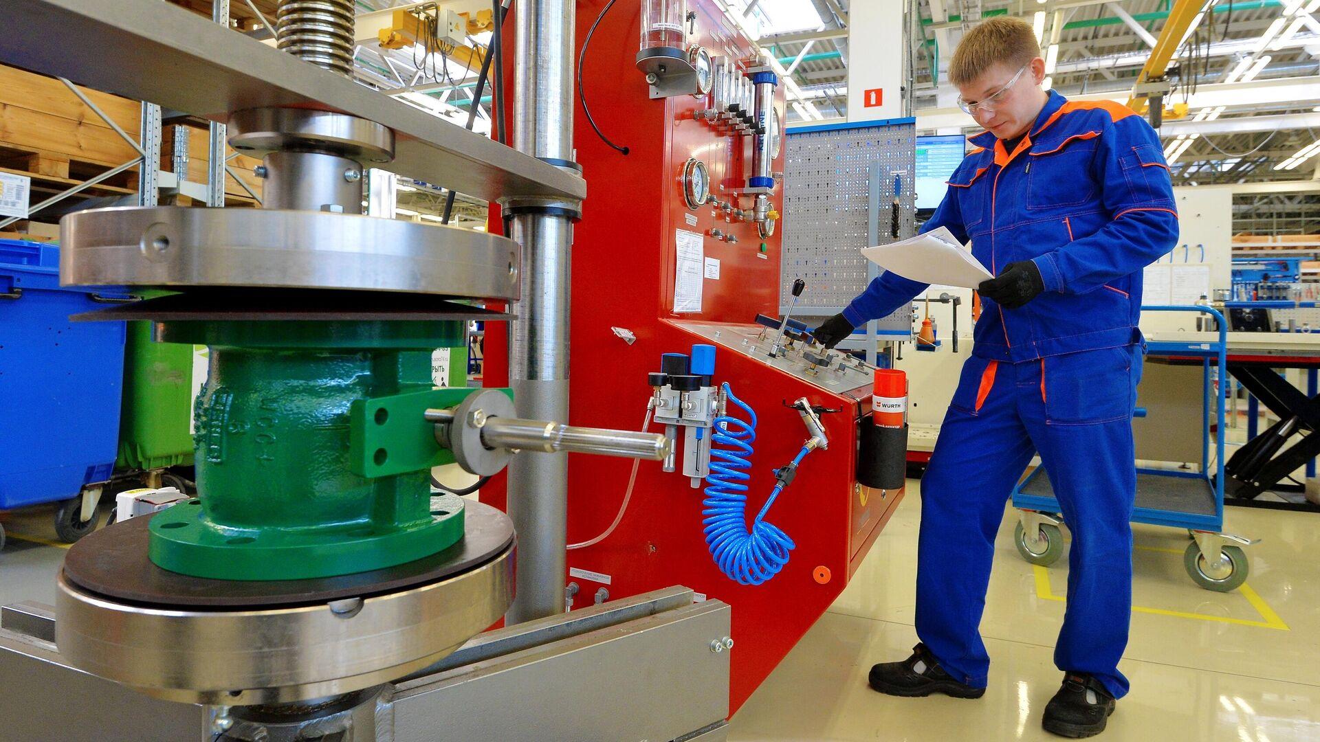 Российские ученые разработали новую конструкцию трубопроводного клапана