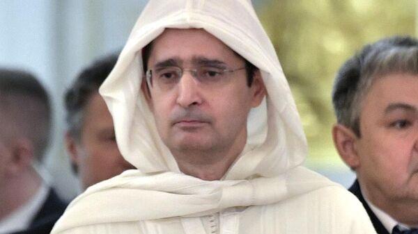 Чрезвычайный и полномочный посол Королевства Марокко Лотфи Бушаара