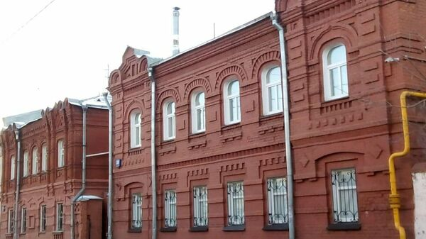 Доходные дома XIX века на улице Станиславского в Москве
