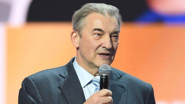 Президент Федерации хоккея России (ФХР) Владислав Третьяк