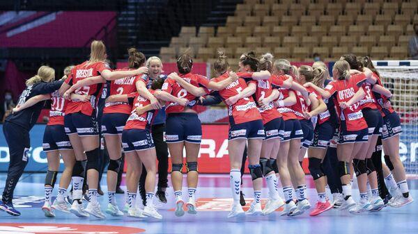Женская сборная Норвегии по гандболу
