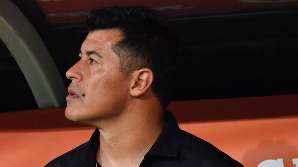 Главный тренер испанского футбольного клуба Эльче Хорхе Альмирон