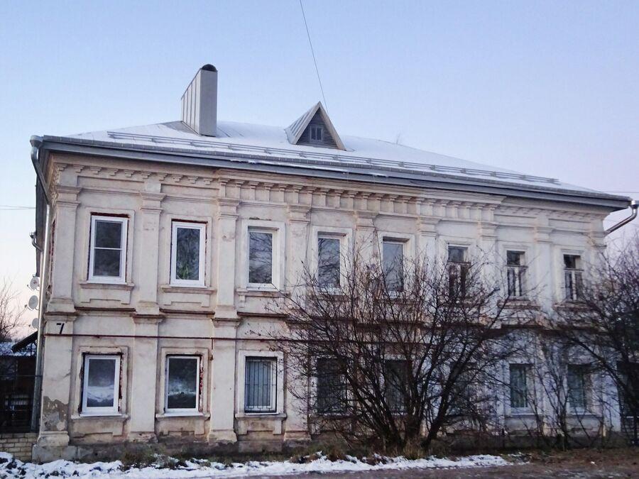 Дом Выжилова
