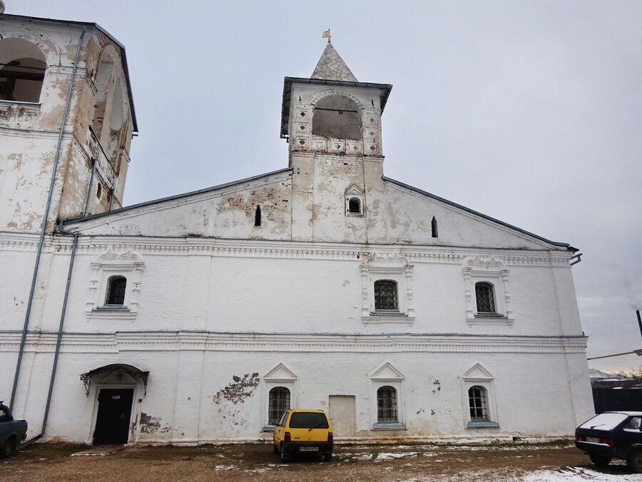 Воскресенский монастырь - церковь Смоленской иконы Божией Матери