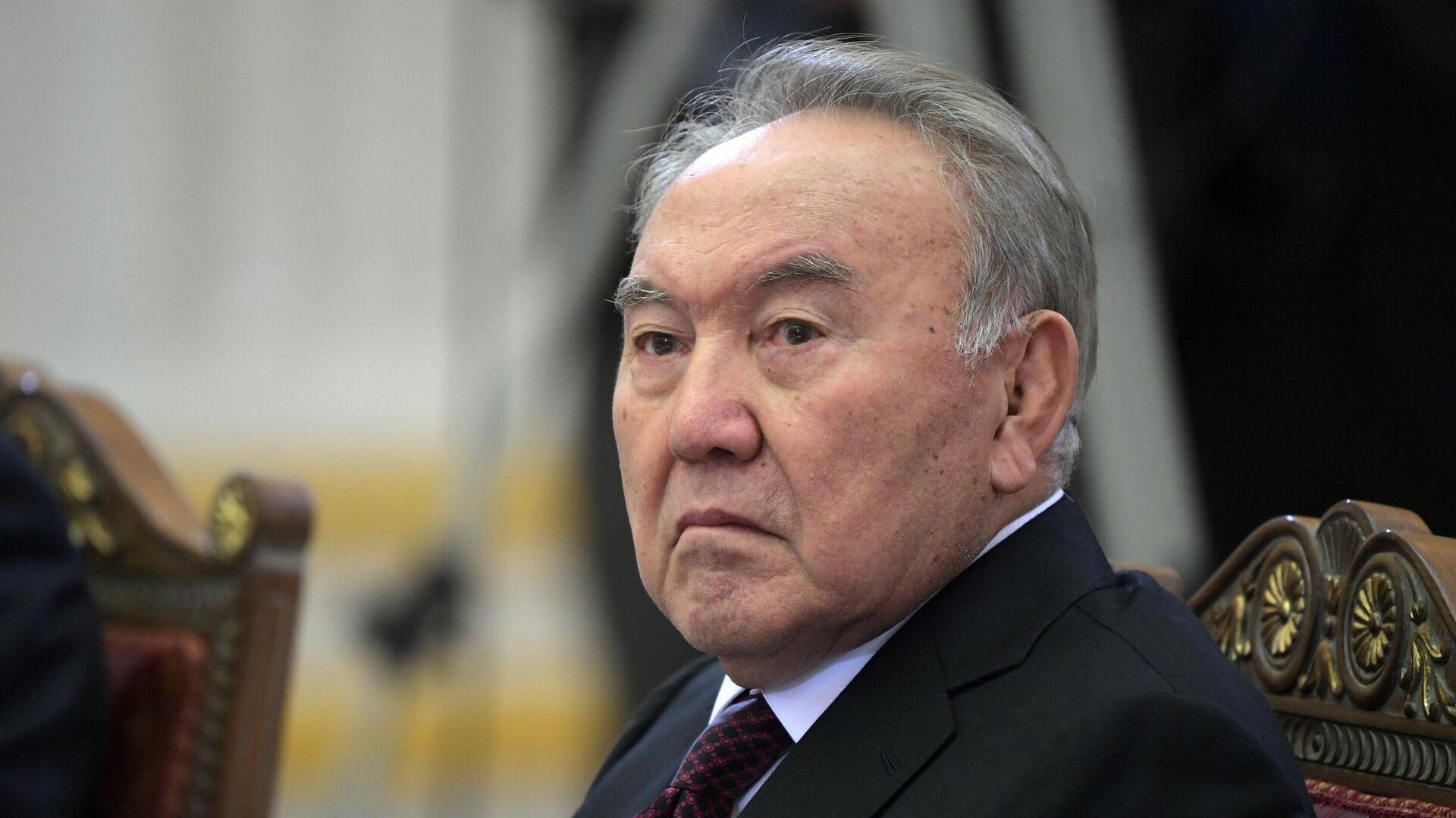 Путин провел телефонный разговор с президентом Казахстана