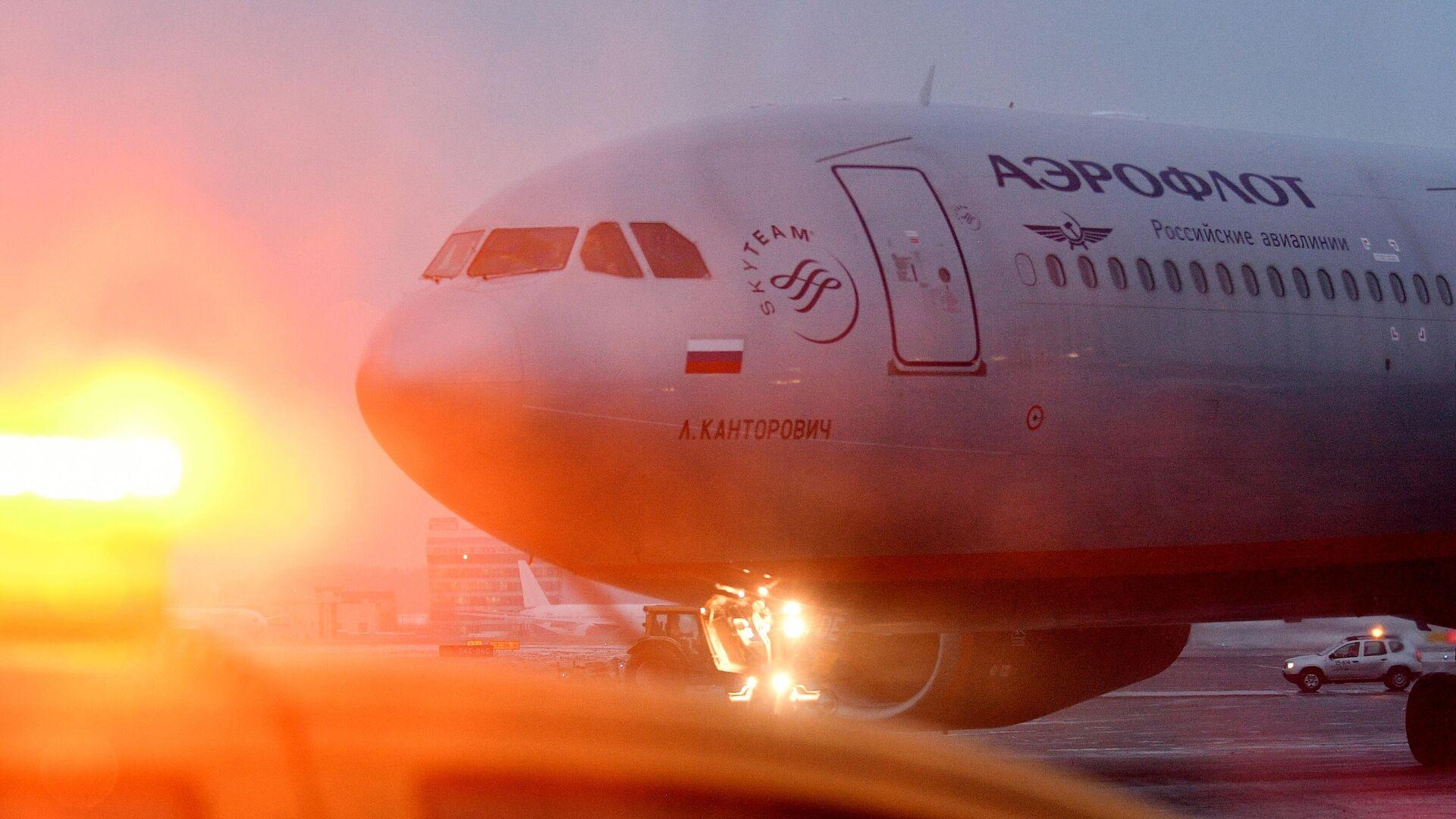 """""""Аэрофлот"""" повысил топливный сбор на рейсы по России"""