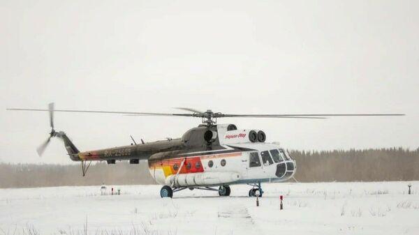 На место разлива нефти в районе Харьягинского месторождения в кратчайшие сроки вылетит межведомственная группа